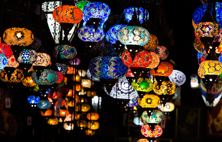 Turkish Delight Turkish Lamp Shop Camden Market