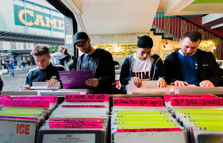 Camden S Best Record Stores Music Edit Camden Market