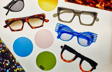 Camden Market fashion - General Eyewear glasses