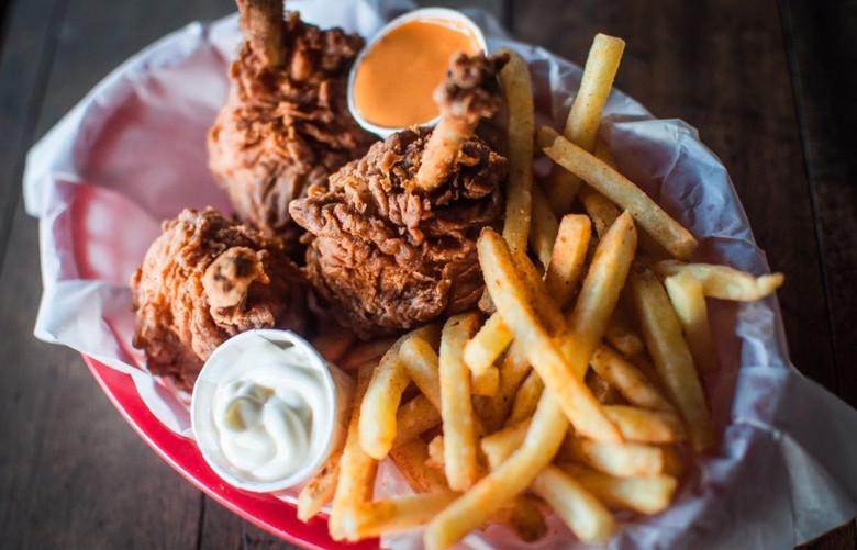 Mother Clucker Southern Fried Chicken Camden Market