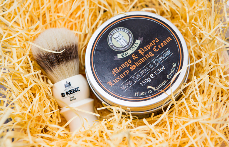 Sweyn Forkbeard | Beard grooming products  They'll grow on